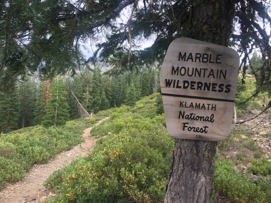 Marble MoCame untain Wilderness sign IMG_2590